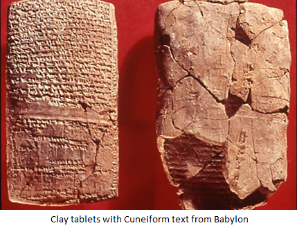 babylon clay tablets 12 key facts and legends about the Hanging Gardens of Babylon