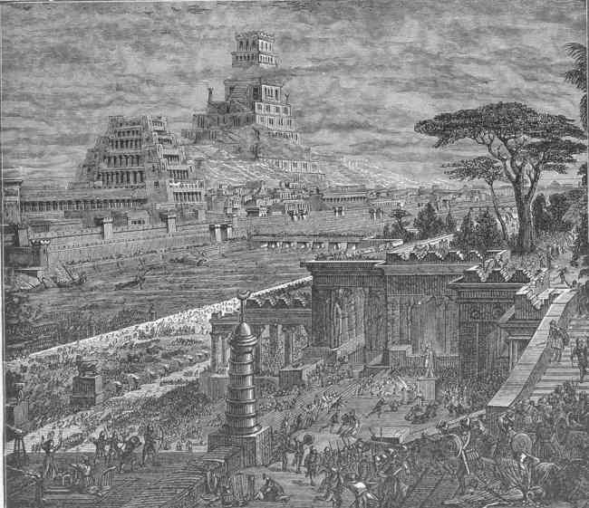babylon hanging gardens 12 key facts and legends about the Hanging Gardens of Babylon