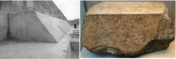 casing stones 10 interesting facts about the Great Pyramid of Giza