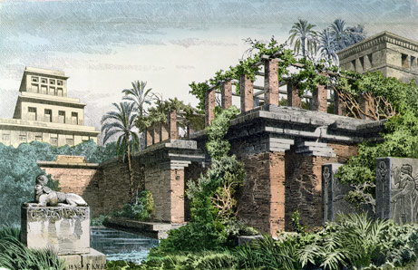 hanging gardens of babylon 12 key facts and legends about the Hanging Gardens of Babylon