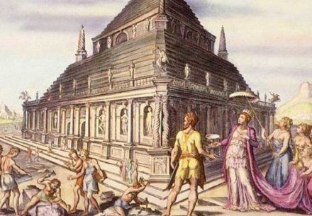 3 3.2 The Mausoleum of Halicarnassus
