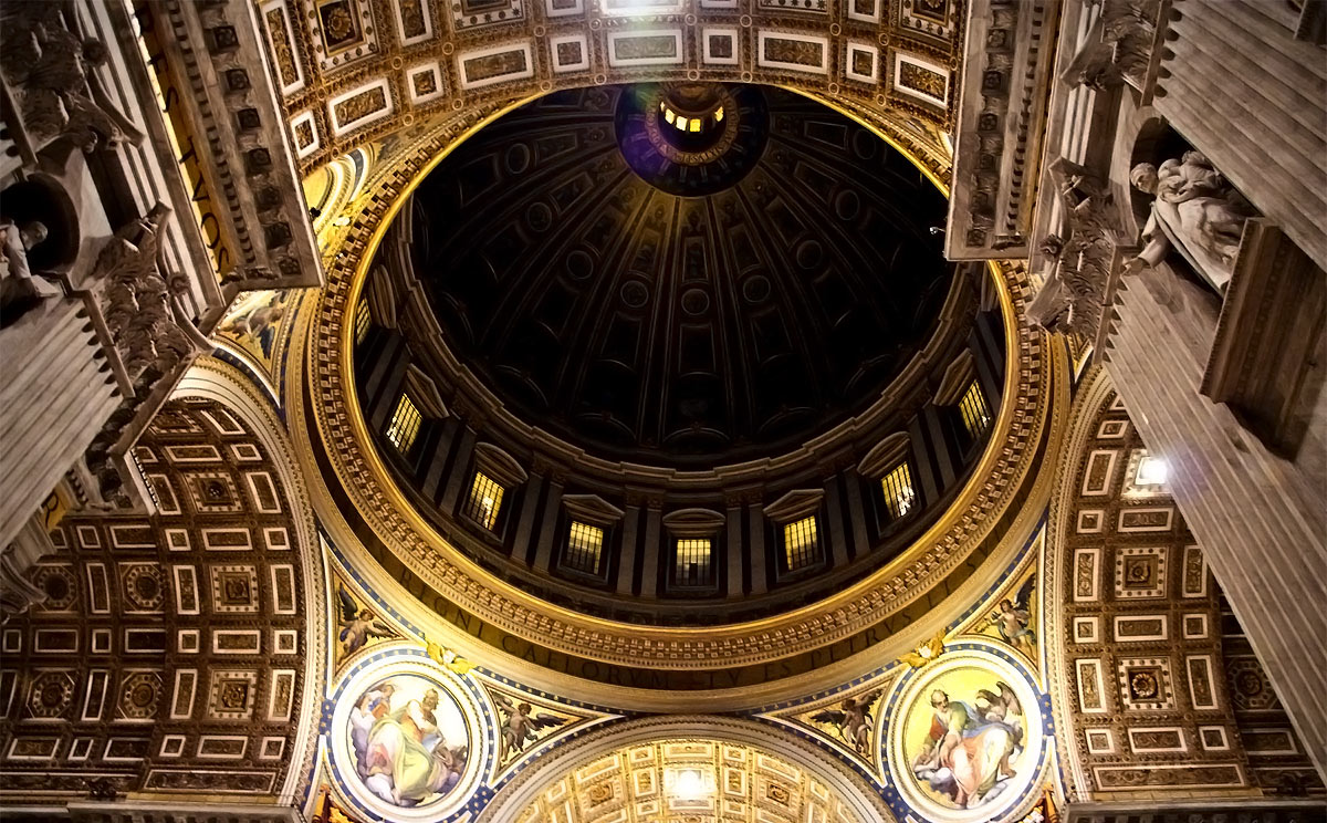 4 St. Peters Basilica
