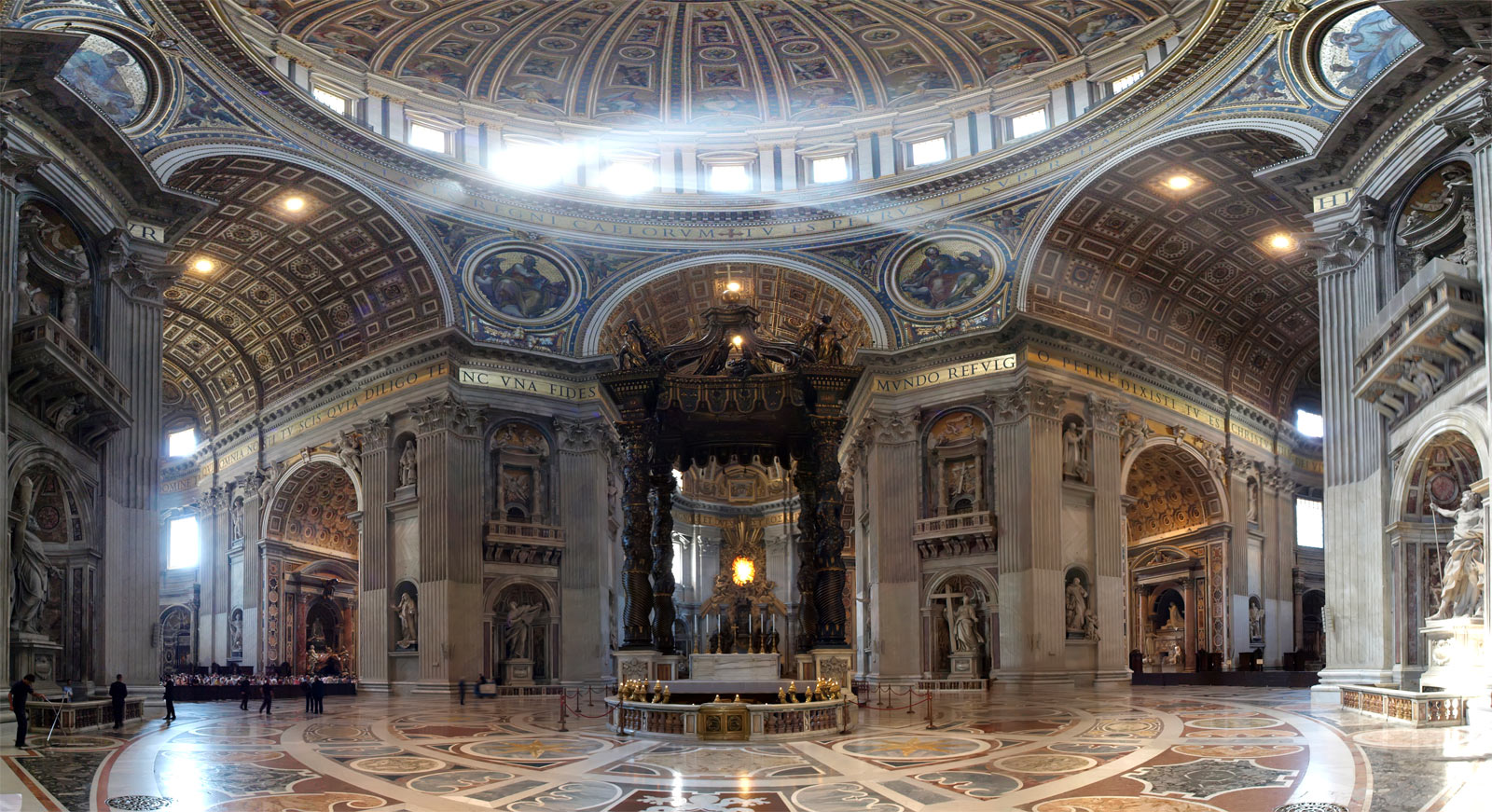 5 St. Peters Basilica