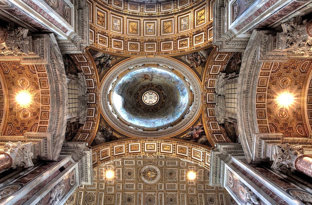 7 St. Peters Basilica