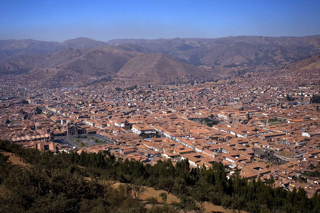 1 Cusco – the center of the world
