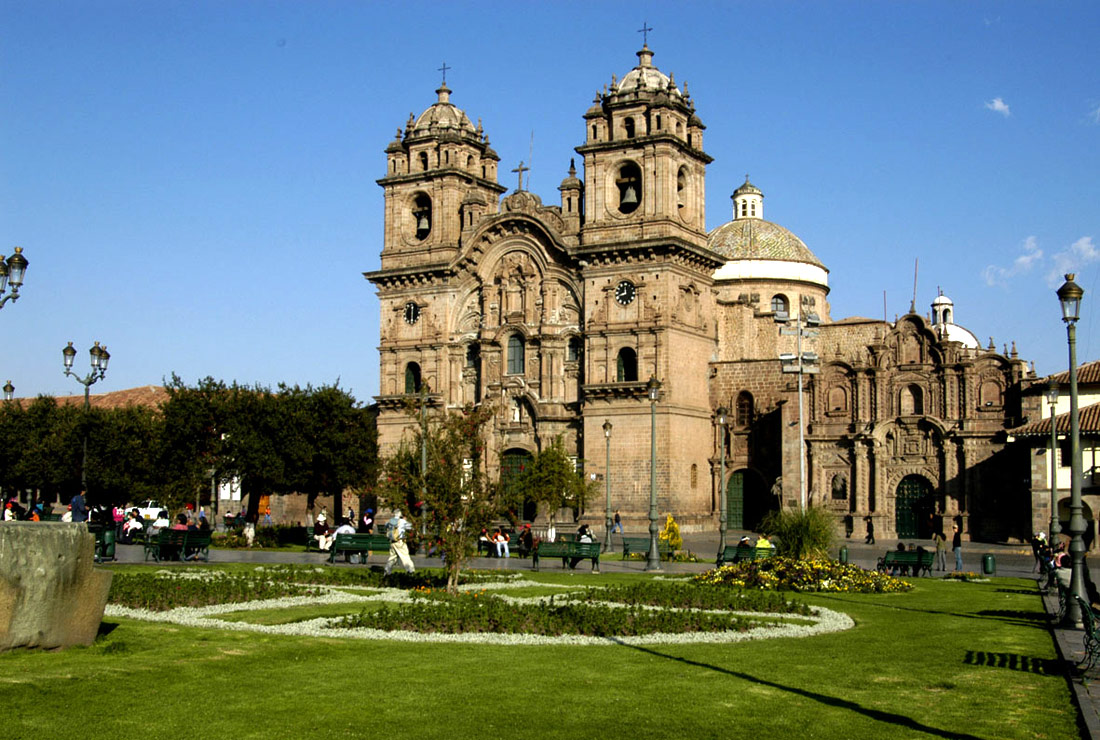 14 Cusco – the center of the world