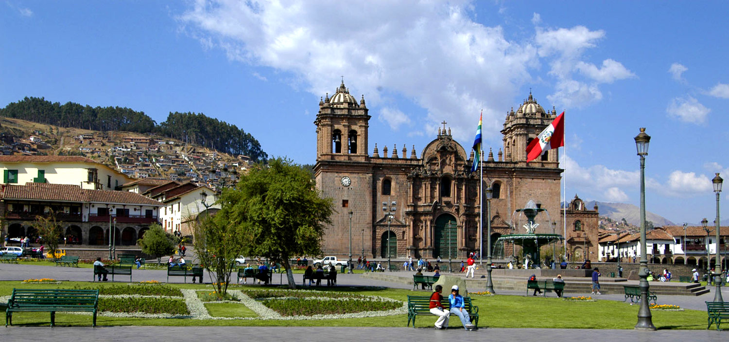 15 Cusco – the center of the world