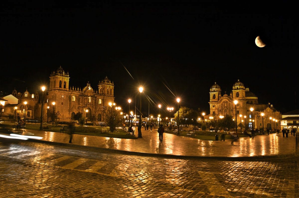 16 Cusco – the center of the world
