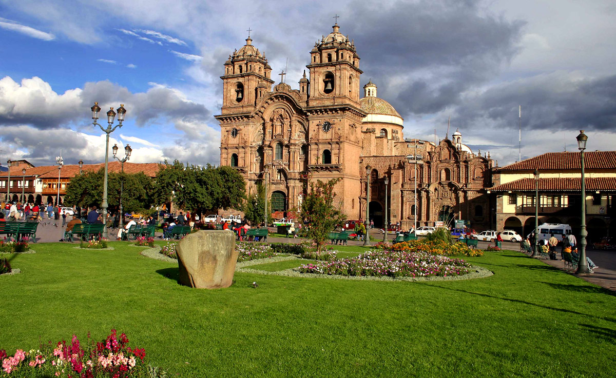 18 Cusco – the center of the world