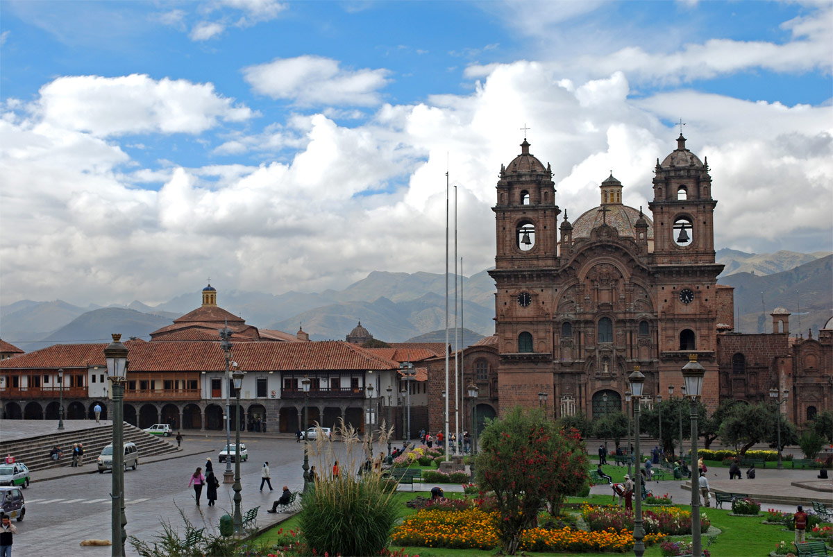 19 Cusco – the center of the world