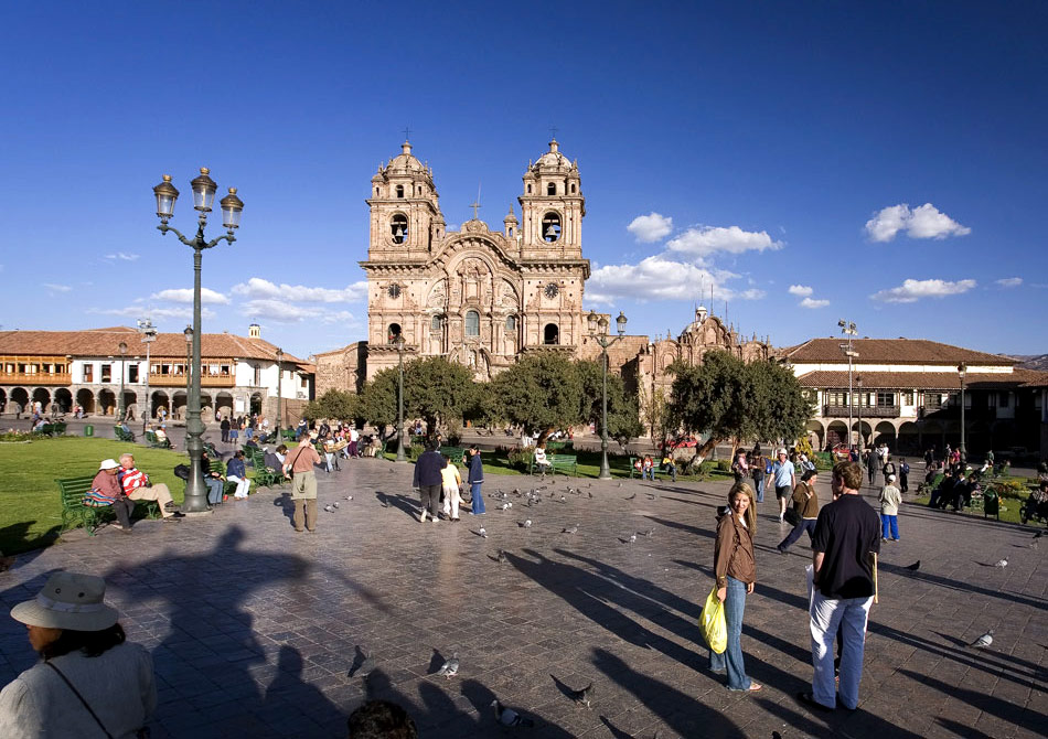 2 Cusco – the center of the world