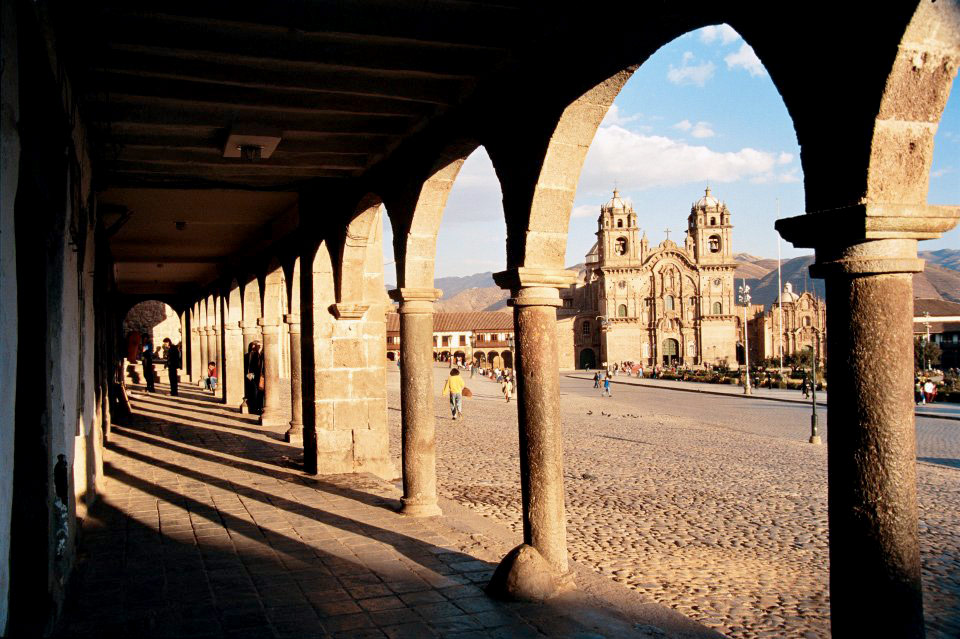 20 Cusco – the center of the world