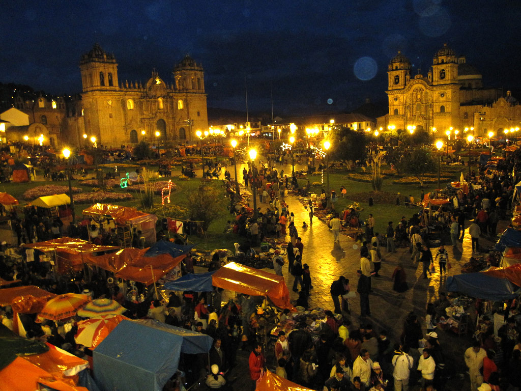 21 Cusco – the center of the world