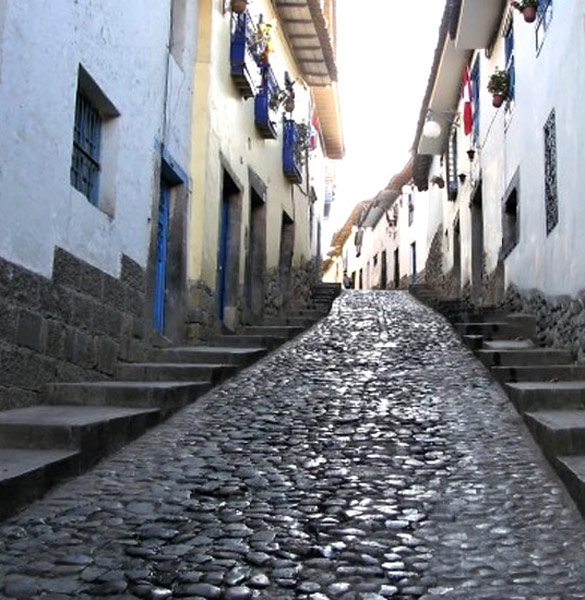 22 Cusco – the center of the world