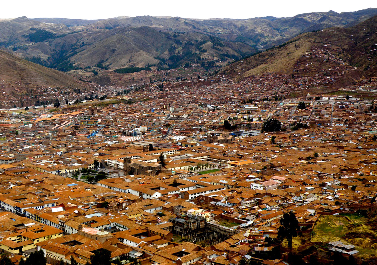 23 Cusco – the center of the world
