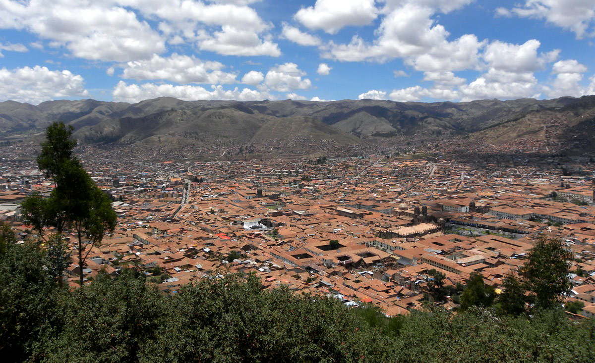 24 Cusco – the center of the world