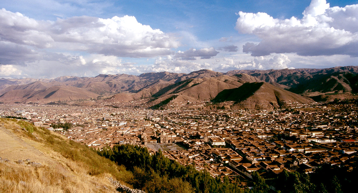 25 Cusco – the center of the world