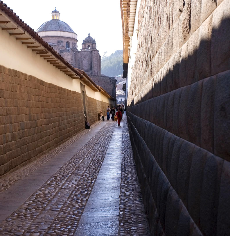 5 Cusco – the center of the world