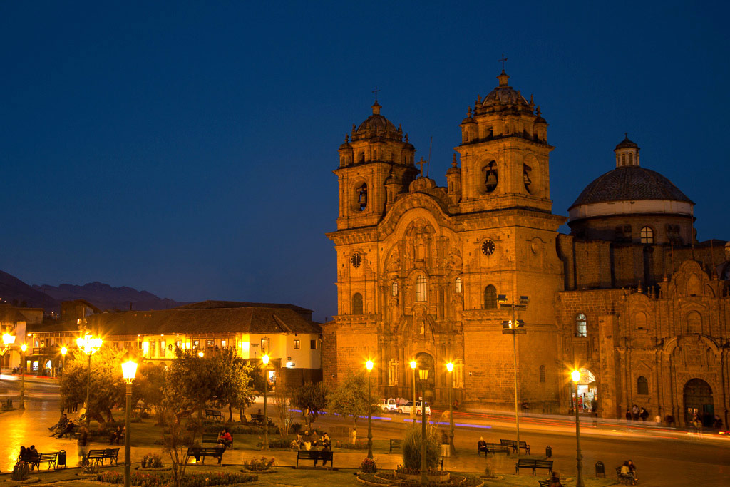 7 Cusco – the center of the world