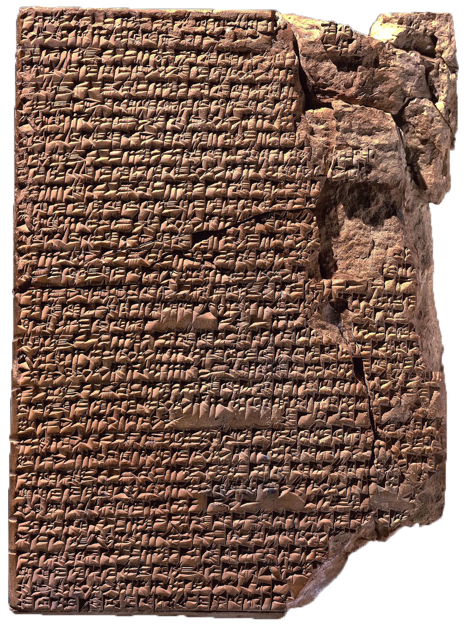 Early sumerian writing