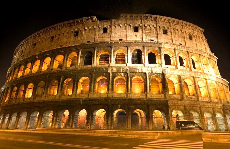 The Coliseum | AncientWorldWonders