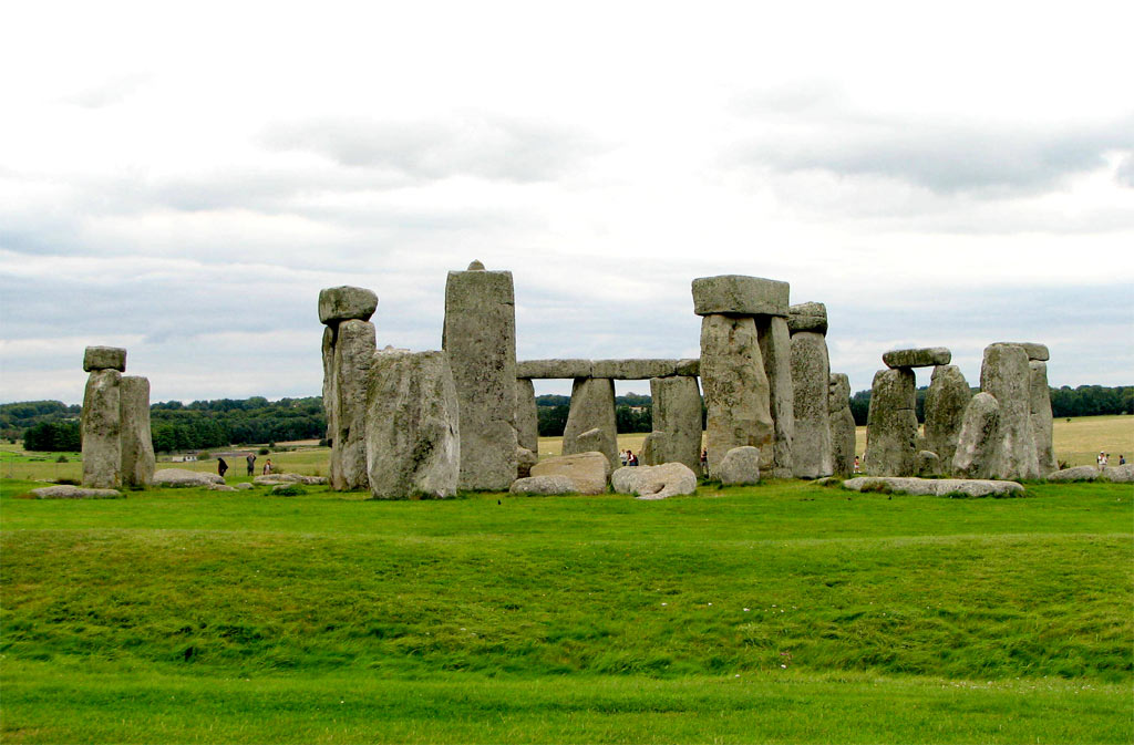7 stonehenge