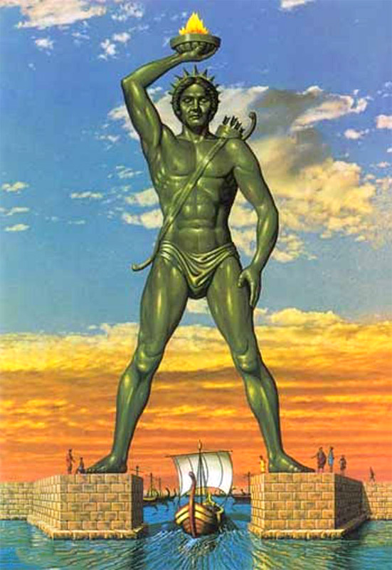 The Colossus of Rhodes 1 Colossus of Rhodes